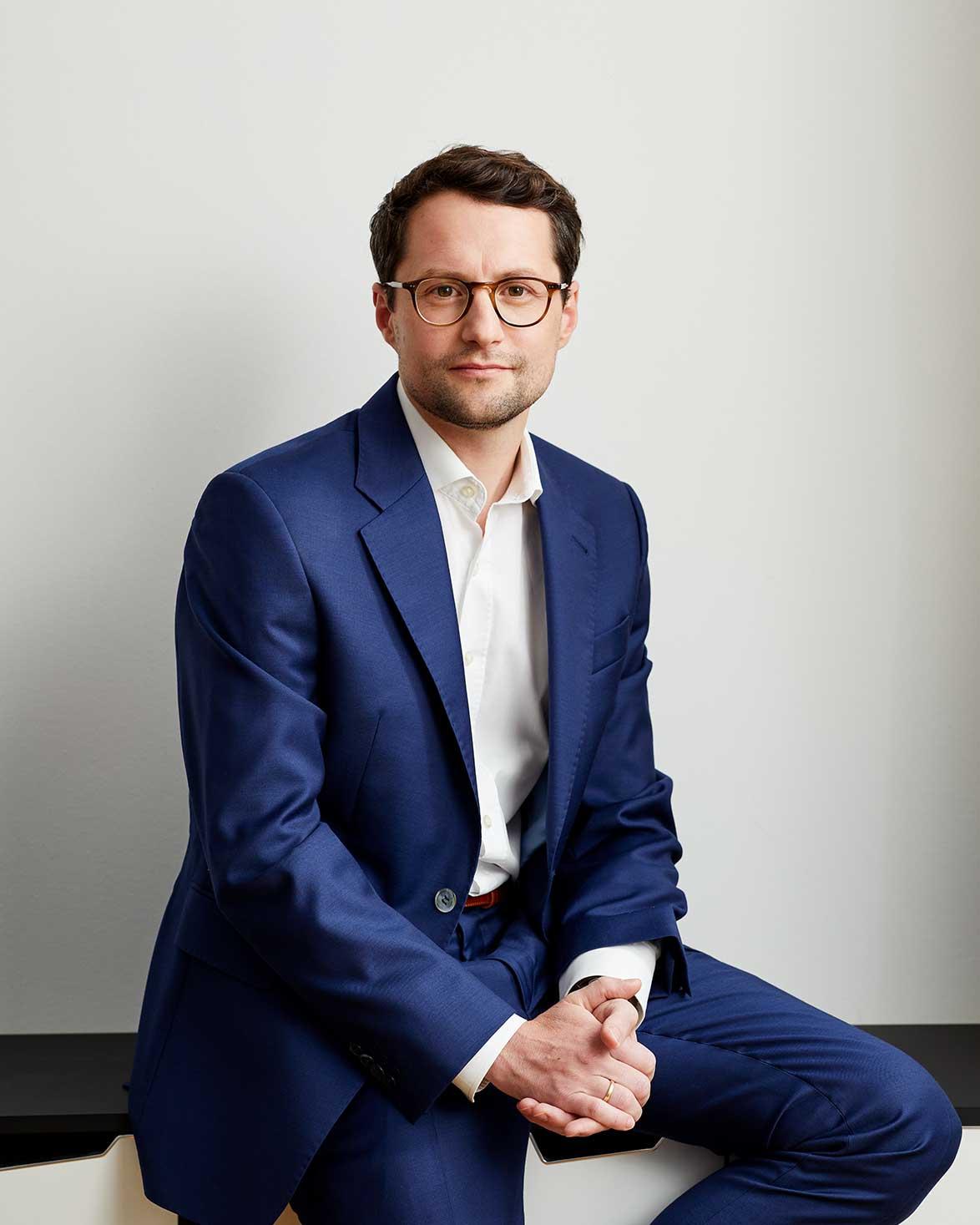 Dr. Lukas Assmann - Anwalt für Energierecht, Partner bei AssmannPeiffer
