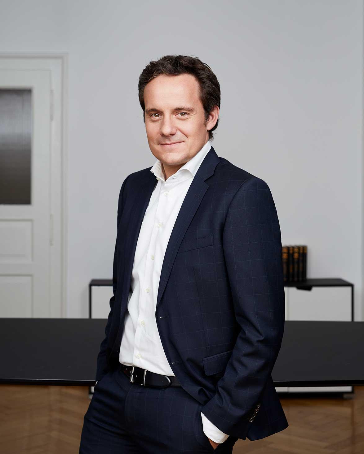 Dr. Max Peiffer - Anwalt für Energierecht, Partner bei AssmannPeiffer und Wirtschaftsmediator